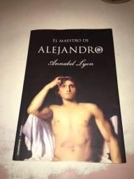 Livro El Maestro de Alejandro Annabel Lyon livro Argentino em Espanhol