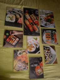 Quadro Sushi