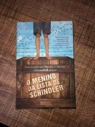 O menino da lista de Schindler