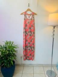 Título do anúncio: Vestido longo estampa M/G (Malha)