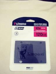 Título do anúncio: SSD 120gb Kingston