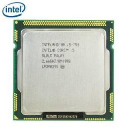 Processador Intel Core i5 750