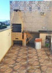 Cobertura para Locação em Rio de Janeiro, Praça Seca, 2 dormitórios, 2 banheiros, 1 vaga