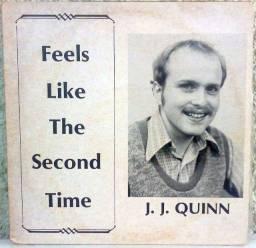 Título do anúncio: J. J. Quinn - Lp Vinil Feels Like The Second Time - 1982 - Importado e Raríssimo!!