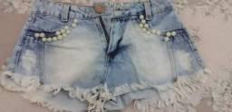 Short jeans 34 e 36