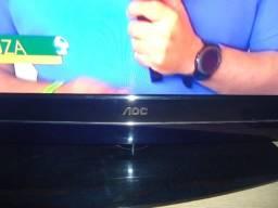 TV  Aoc 42 polegadas / Usada /  A/C /Pix e cartão/Troco Fogão e Bike.
