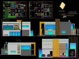 Título do anúncio: Projetos de engenharia e maquete eletronica a partir de 350,00 em até 12x nos cartões