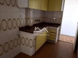 Apartamento para alugar, 34 m² por R$ 750,00/mês - Várzea - Teresópolis/RJ