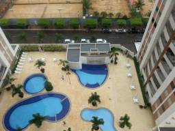 apartamento 03 quartos a venda no residencial promenade em caldas novas