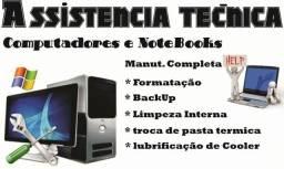 Título do anúncio: Assistência técnica em computadores e notebooks