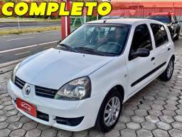 Renault Clio AUTHENTIQUE 1.0 HATCH 2008 COMPLETO
