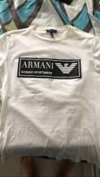 Camisa Empório Armani original