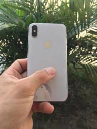 iPhone X 256GB SEM MARCAS DE USO
