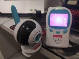 Babá Eletrônica Digital com Câmera Fisher-price com sistema VOX