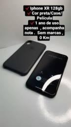 Título do anúncio: Iphone XR 128 GB