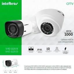 Cameras de Segurança 4 cameras