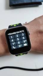 Dia dos namorados chegando! Perfeito ! Smartwatch Iwo Max 2.0! Faça e receba chamadas!