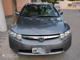 Honda Civic 2007 LXS Automático - Excepcional. Muito novo !!