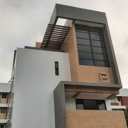 Apartamentos Com Arquitetura Moderna no Cristo
