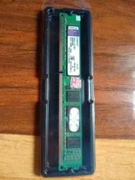Vendo memória RAM DDR3 kingston 4gb  1600