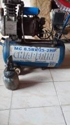 Compressor de pintura