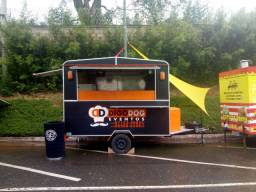 Trailer lanches 3x2 completo