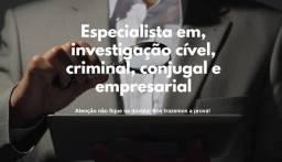 Detetive particular Sergio Marinho