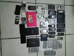Título do anúncio: Sucata de celular e tablete