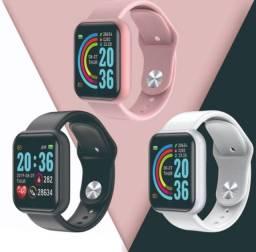 Relógios e Pulseira Smart Watch D20/Y68