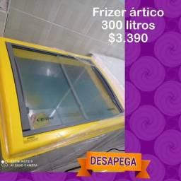 FREZERS COM TAMPO DE VIDRO P/AÇAÍ,CONGELADOS,ETC