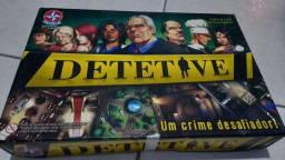 Vendo jogo Detetive em ótimo estado