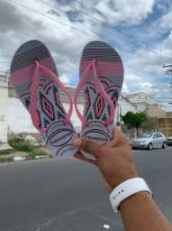 Sandálias direto da fábrica havaianas no atacado