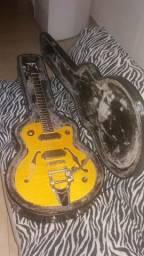 Guitarra Ephipone Wildkat + case