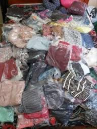 Vendo ou troco lotes de roupas
