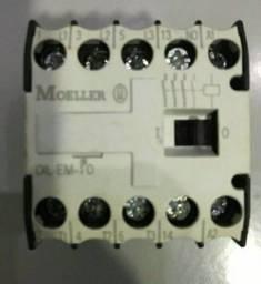 Contator Tripolar Moeller Dil Em-10 Bobina 110v 50/60hz 1na