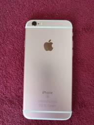 Título do anúncio: iPhone 6s de 32GB - Ouro rosa