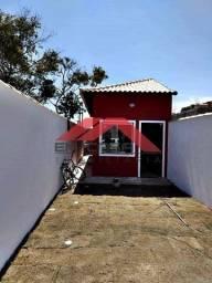 Lj@$ Casa de  1 quarto em São Pedro da Aldeia,? Com estrutura para segundo andar.