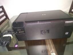 Impressora HP preta