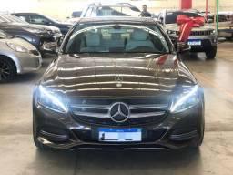 Mercedes C180 2015 64 MIL KM RODADOS