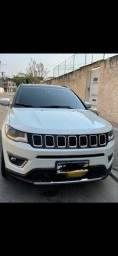 Título do anúncio: Jeep Compass Limited 2018 30000km Modelo Top de linha ( Particular)