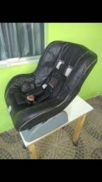 Título do anúncio: Cadeirinha bebê conforto de couro