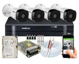 Câmeras de Segurança 10x Sem Juros