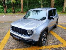 Título do anúncio: Jeep Renegade 1.8 Flex Aut. 5p Único Dono 23.000Km Ano 2019