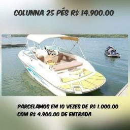 Título do anúncio: Embarcações compartilhadas r$ 7.500.00