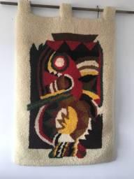 Tapeçaria em lã
