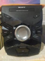 Microssistem Sony bass bazuca