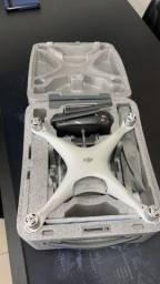 Drone DJi Phantom 4 Advanced Seminovo com apenas 11 voos