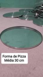 Título do anúncio: FORMAS PARA PIZZA ?