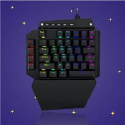 Título do anúncio: Mini Teclado Gamer Mecânico- Redragon IDA- RGB