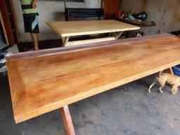Móveis rústico  em madeira maciça